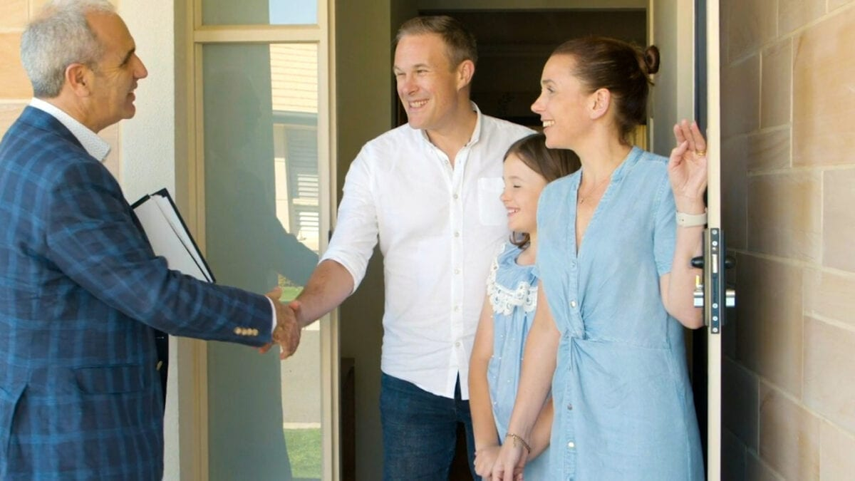 real estate agent Broadview helps young vendors