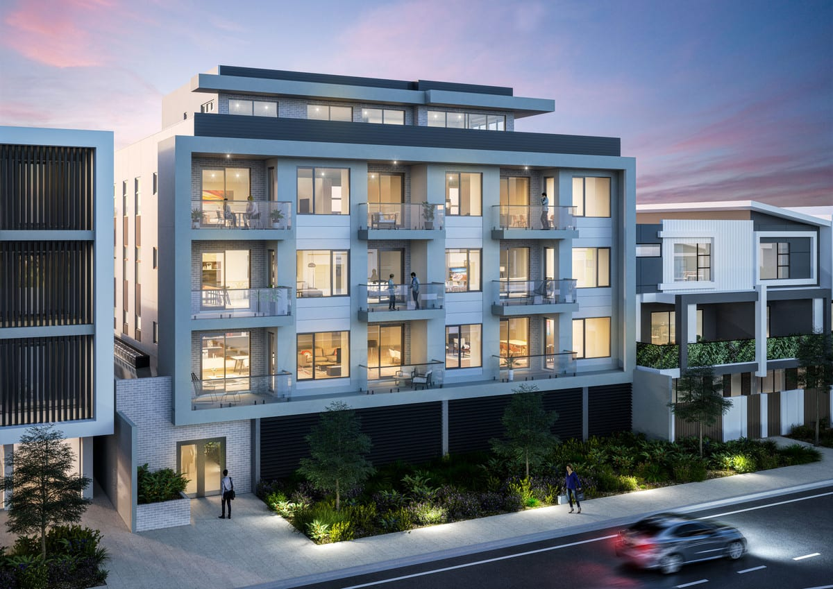 apartments for sale in Prospect